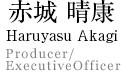 HARUYASU AKAGI